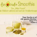 avocado smoothie der milde frosch