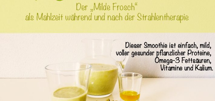 avocado smoothie der milde frosch
