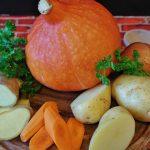Kürbis Kartoffel Suppe