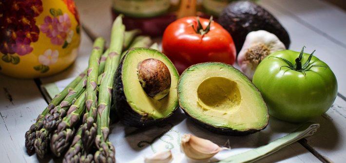grünes gemüse ist gesund. das ergebnis ist da. juhu.